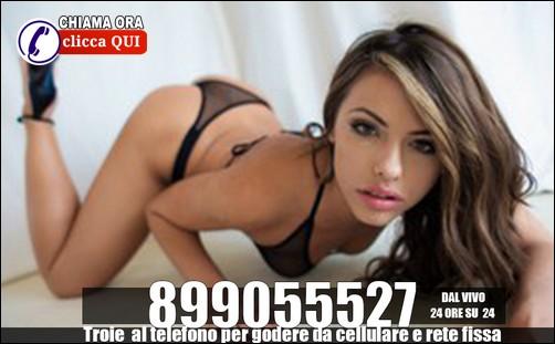 Numeri Erotici Zitto e Godi