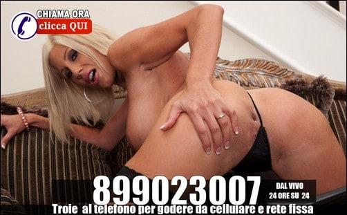 Telefono Erotico Vero