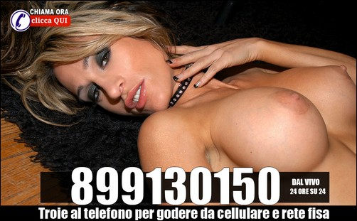 TROIE AL TELEFONO