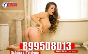Telefono erotico casalinghe